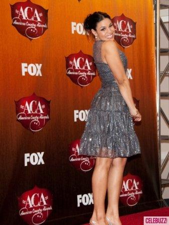 ���� Jordin Sparks �� ������� �������� ������� American Country Awards 2011