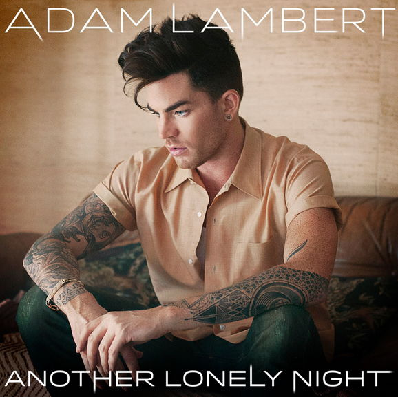 Adam Lambert - Another Lonely Night, клип